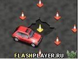 Игра Сумасшествие с конусами 2 - играть бесплатно онлайн