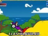Игра Гонщик на Гавайях - играть бесплатно онлайн