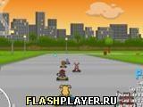 Игра Гонка щенков - играть бесплатно онлайн