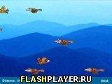 Игра Помоги птенцу - играть бесплатно онлайн