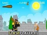 Игра Черный рыцарь - играть бесплатно онлайн