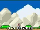 Игра Хардкорный Супер Марио - играть бесплатно онлайн