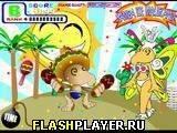 Игра Остров самбы - играть бесплатно онлайн