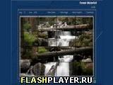 Игра Лесной водопад - играть бесплатно онлайн