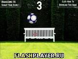 Игра Футбольный удар - играть бесплатно онлайн