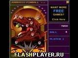 Игра Юрский пинбол - играть бесплатно онлайн