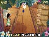 Игра Боулинг Лило и Стича - играть бесплатно онлайн
