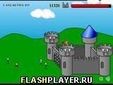 Игра Защитите свой замок - играть бесплатно онлайн