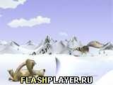 Игра Ледниковый период 1 – Прыжок Скрэта - играть бесплатно онлайн