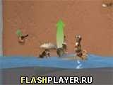 Игра Ледниковый период 2 – Вода наступает - играть бесплатно онлайн