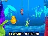 Игра Поедающий рыб - играть бесплатно онлайн