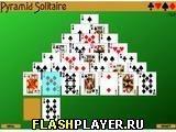 Игра Пасьянс Пирамида - играть бесплатно онлайн