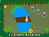 Игра Колобок - играть бесплатно онлайн