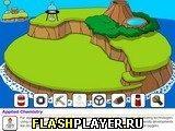 Игра Растущий остров - играть бесплатно онлайн