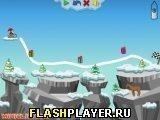 Игра Снежная линия - играть бесплатно онлайн