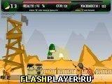 Игра Западный блицкриг – Миссия в пустыне - играть бесплатно онлайн