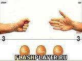 Игра Камень-ножницы-бумага - играть бесплатно онлайн
