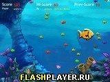Игра Рыбья еда - играть бесплатно онлайн