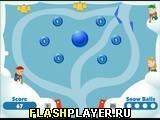 Игра Снежный пинбол 2 - играть бесплатно онлайн