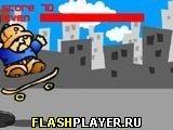 Игра Скейтер Олли - играть бесплатно онлайн