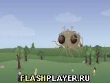 Игра Летающий Спагетти-монстр - играть бесплатно онлайн