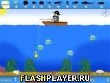 Игра Сумасшедшая рыбалка - играть бесплатно онлайн