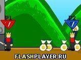 Игра Битва бандитов - играть бесплатно онлайн