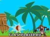 Игра Тропическая разруха Таза - играть бесплатно онлайн