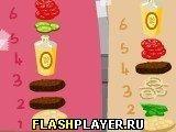 Игра Бургер XXXL - играть бесплатно онлайн