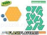 Игра Гексапазл - играть бесплатно онлайн