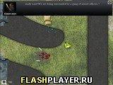 Игра Сумасшедший Флэшер 4: Дождь из пуль - играть бесплатно онлайн