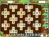 Игра Звериный маджонгГ - играть бесплатно онлайн