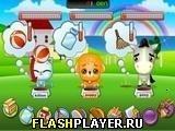 Игра Мои милые питомцы - играть бесплатно онлайн