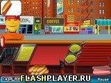 Игра Буш – продавец хот догов - играть бесплатно онлайн