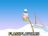 Игра Смешарики: Нюша и звезды - играть бесплатно онлайн