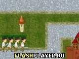 Игра Толстый парень защищает подружку - играть бесплатно онлайн