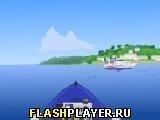 Игра Гонка на катере - играть бесплатно онлайн