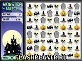 Игра Состязание монстров - играть бесплатно онлайн