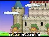 Игра Котозамок - играть бесплатно онлайн