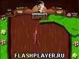 Игра Чарли и шоколадная фабрика. Шоколадная река - играть бесплатно онлайн