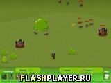 Игра Жужжащий задний двор - играть бесплатно онлайн