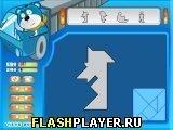 Игра Медведь и кот - играть бесплатно онлайн