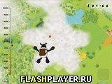 Игра Овечка-парашютист - играть бесплатно онлайн