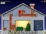 Игра Санта и проблемы с дымоходом - играть бесплатно онлайн