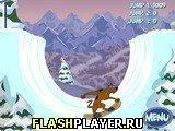 Игра Большое воздушное снежное шоу - играть бесплатно онлайн