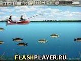 Игра Рыбак-профессионал - играть бесплатно онлайн