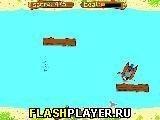 Игра Крокодилы и брёвна - играть бесплатно онлайн