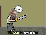 Игра Донбасская резня бензопилой или месть шахтера - играть бесплатно онлайн