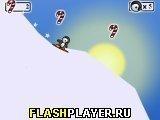 Игра Пингвиний скейтинг 2 - играть бесплатно онлайн