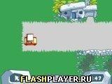 Игра Бегай по кругу, Фред! - играть бесплатно онлайн